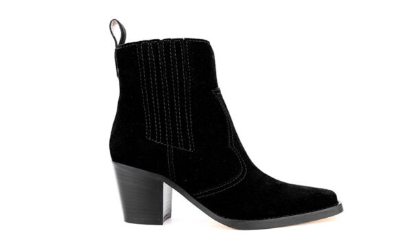 GANNI – Western ankle boots